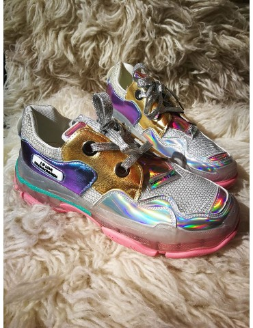 Sneakersy kolorowe