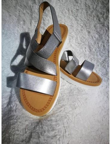 Sandał srebrny