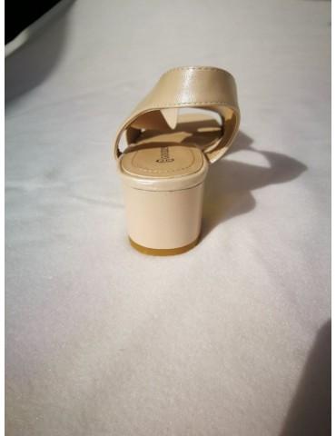 Sandałek beż