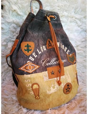 Plecak podróżniczki