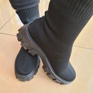 Botki skarpetkowe. Ostatnie pary. Zapraszamy !!! #botki #obuwie #buty #modnebotki #modnebuty